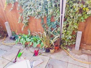 Fence repair in Sanderstead by South London Fencing