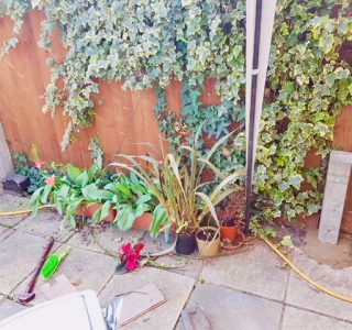 Fence repair in Sanderstead by South London Fencing