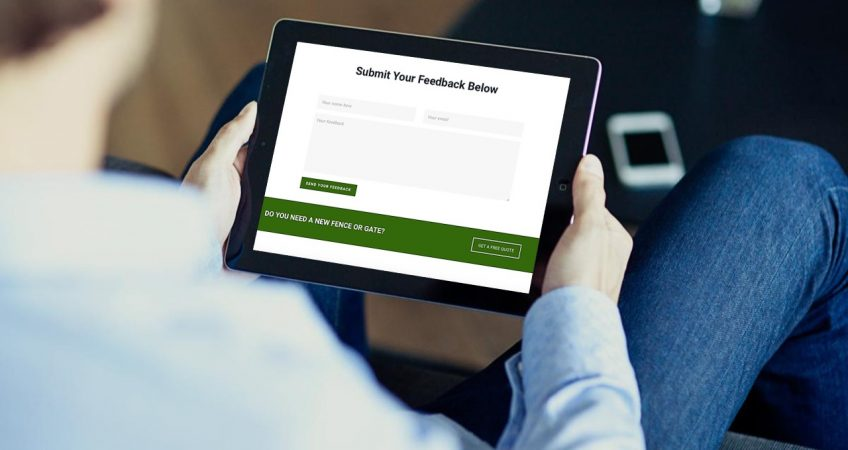 South London Fencing website ready for customer reviews